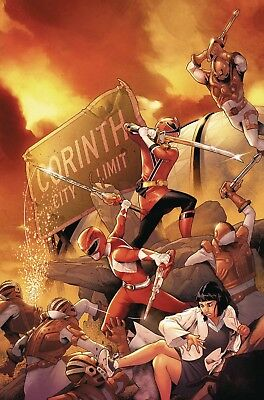 Mighty Morphin Power Rangers #39 Boom Comics 1st Print EXCELSIOR BIN