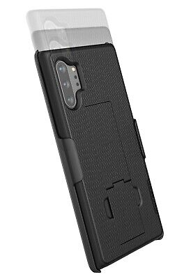 Samsung Galaxy Note 10 Plus Belt Case w Kickstand Cover Holster Clip 8