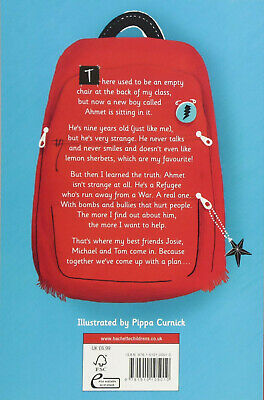 The Boy At the Back of the Class by Rauf, Onjali Q., NEW Paperback BOOK!! 2