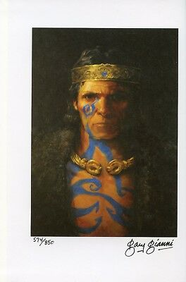 Bran Mak Morn: The Last King. Signed & Slipcased Hardback. 574/850 3