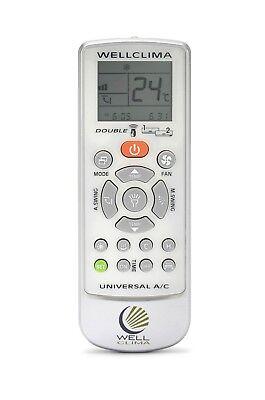 Telecomando condizionatore climatizzatore Airtek Amstrad Akira Arco air Ashita 5