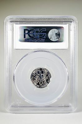 PR66 1958 90/% SILVER ROOSEVELT DIME PCGS GRADED 10C PROOF COIN LIBERTY US PR 66