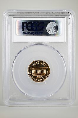 Pr64Rd 1960 Red Large Date Lincoln Penny Pcgs Graded 1C Proof Coin Pr64 One Cent 2