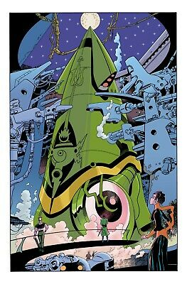 League of Extraordinary Gentlemen THE TEMPEST #5 by Alan Moore & Kevin O'Neill 3