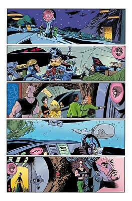 League of Extraordinary Gentlemen THE TEMPEST #5 by Alan Moore & Kevin O'Neill 4