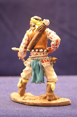 Figur, **Geronimo**, Indianer, Hobby&Work, OVP/ Sammelfigur