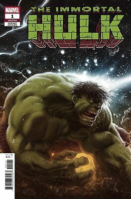 IMMORTAL HULK #1 2 3 4 THRU 15 + 1st PRINT MULTIPLE PRINTINGS CHOICE 2018 NM- NM 4
