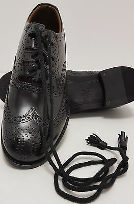 "Scottish Ghillie Leather Kilt Brogues Shoes ""48 HOUR SALE"""