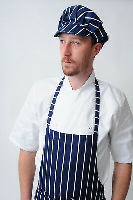 Baker Caps Black White Catering Hats for Chef Bouffant CAP in many colours 8