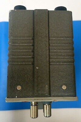 GENERAL RADIO 1412-BC DECADE CAPACITOR 15pF TO 1.11115uF GREAT FOR A TEST LAB 7