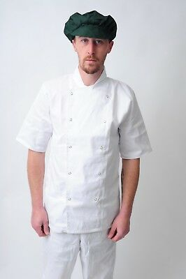 Baker Caps Black White Catering Hats for Chef Bouffant CAP in many colours 2