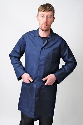 Lab Coat Hygiene Food Industry ,Warehouse Doctor Factory Engineer Mechanic coat 3