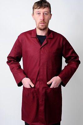 Lab Coat Hygiene Food Industry ,Warehouse Doctor Factory Engineer Mechanic coat 2