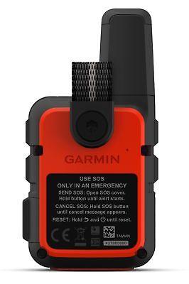 Garmin inReach Mini Orange Travel Lighter Communicate Smarter 010-01879-00 2