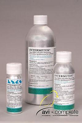INTERMITOX® KONZENTRAT 250 ml gegen Milben, Vogelmilben, Zecken - avi-complete