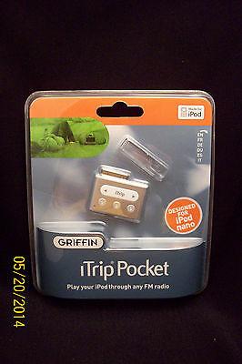 Griffin iTrip Pocket FM Transmitter for Apple iPod photo 2nd gen nano NEW