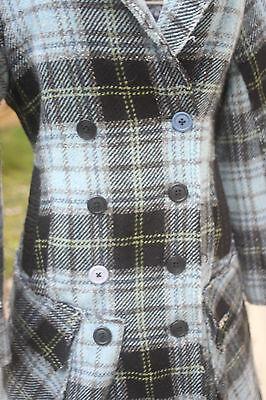 SPLENDIDE ,ce manteau redingotte M§F GIRBAUD ,taille 8 ans*PRIX EN BAISSE* 4