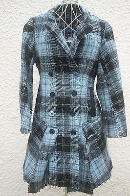 SPLENDIDE ,ce manteau redingotte M§F GIRBAUD ,taille 8 ans*PRIX EN BAISSE* 2