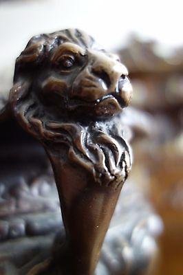 Gothic Bronze Urn 7