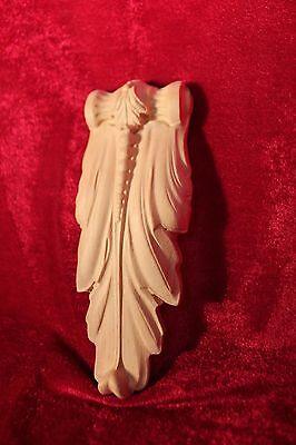 Decorative Carved Corbels. Decorative wooden elements. 2pcs lot. 3