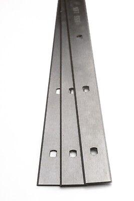 Pack 3 replacement for Hammer 410mm Planer Knives Cobalt-HS 18% Inc.Vat  S701S9 3