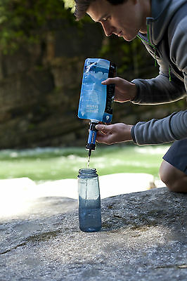 Sawyer SP128 Mini Water Filtration System - Sawyer Approved European Retailer