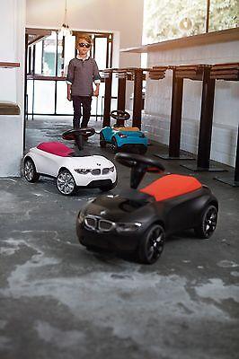Bmw Baby Racer Iii Schwarz Orange Kinderfahrzeuge Bobby Car