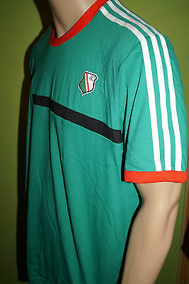 adidas LWA TRG TEE LEGIA WARSCHAU T-Shirt Triko-Design Gr.D12 XXL 52/54 cotton