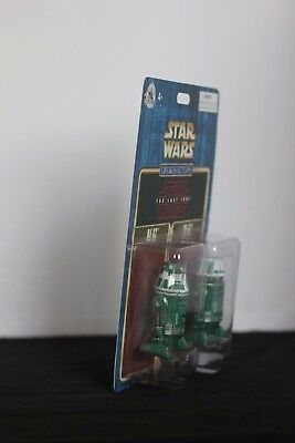 Star Wars The Last Jedi Droid Factory R4-X2 Y5-X2 Disney Parks Double Pack 3