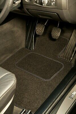 2012 ON DARK GREY TAILORED CAR MATS WITH RED TRIM TOYOTA PRIUS PLUS 2720