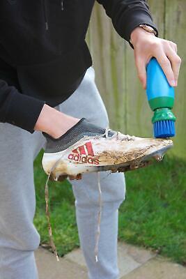 Football Boot Buddy Cleaner Shoe Brush Washer Wellington Rugby Hiking Golf Mud 3