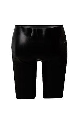 Red Fetish Bondage Latex Rubber Bermuda Shorts Sheath 5350 Gimp Slave Gay Dom 8