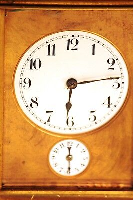 Very fine French Repeating Carriage Clock. in good conditions 6