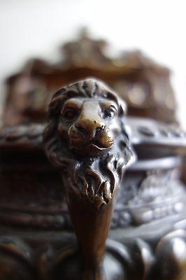Gothic Bronze Urn 3