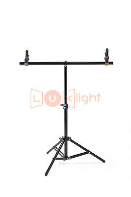 Backdrop Support | T Stand & Crossbar Background Kit | Photography T-Bar Vinyl 2