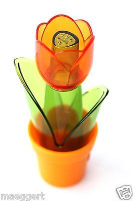 Salzstreuer Pfefferstreuer Pfeffer Salz 2-teilig Tulpe Deko Küche Würzen NEU OVP