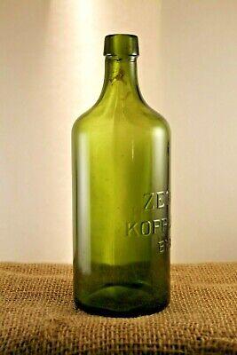 """alte Flasche """" ZEO-BAD KOPP & JOSEPH BERLIN """" um 1900 3"""