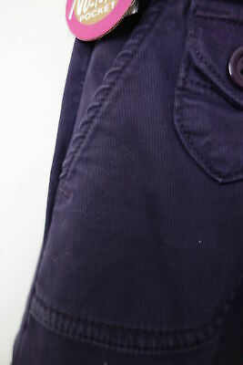 PANTALON évasé Nolita Pocket 2ans Violet NEUF étiqueté 9