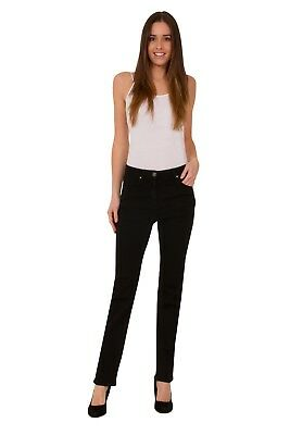 Ex M/&S Womens Ladies Per Una Embellished Jeans Cropped Leg Trousers Mark Spencer
