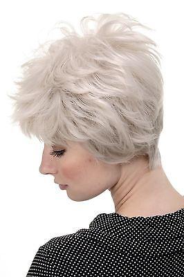 Reife Haar Blond Kurzes Kurzes Haar
