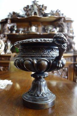 Gothic Bronze Urn 4