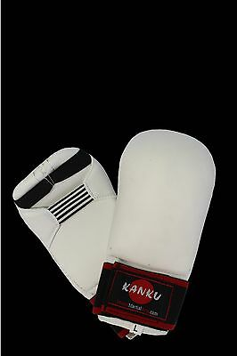 Martial Arts Taekwondo KANKU Karate Punching Gloves Mitts MMA Boxing