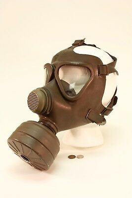 Premium NBC Gas Mask German Drager Military & Police M65 Full-Face 3
