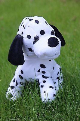 Plüschhund Stoffhund 50 cm PLÜSCHTIER HUND PLÜSCH DALMATINER NEU stehend