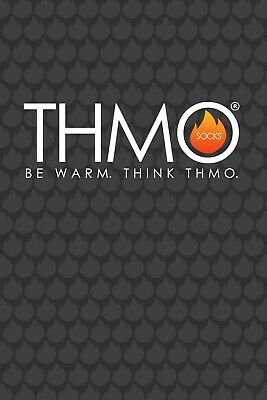 THMO - Ladies Outdoor Thermal Winter Chenille 3M 40 gram Thinsulate Lined Gloves 6