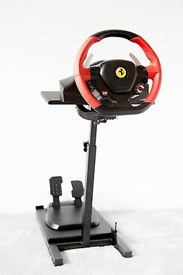 Steering Wheel Stand for Logitech, Thrustmaster. PS3, PS4, Xbox 360, Xbox One 3