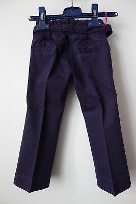 PANTALON évasé Nolita Pocket 2ans Violet NEUF étiqueté 2
