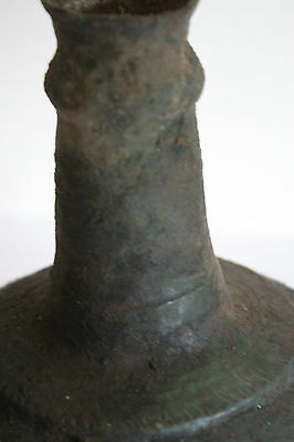 ANCIENT GREEK ETRUSCAN BRONZE FLASK 4/3rd CENTURY BC 6