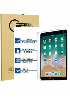 3x Tempered GLASS Screen Protector For iPad 9.7 2 Mini 4 Pro Air 3rd 4th 5th 6th 2
