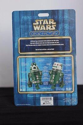 Star Wars The Last Jedi Droid Factory R4-X2 Y5-X2 Disney Parks Double Pack 2